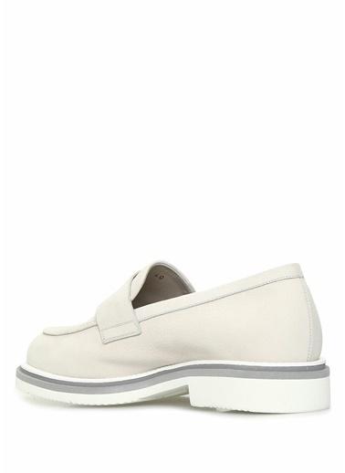 Santoni Ayakkabı Beyaz